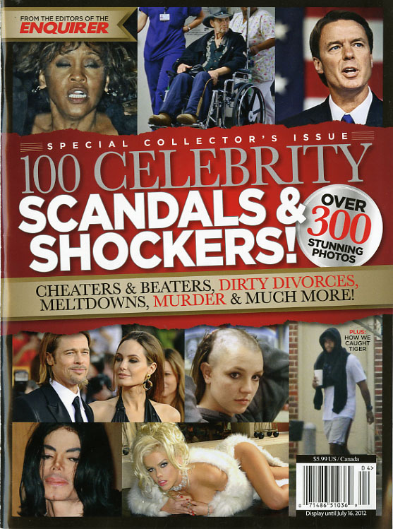 100 Celebrity Scandals and Schockers-4