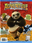 DreamWorks Adventure Magazine