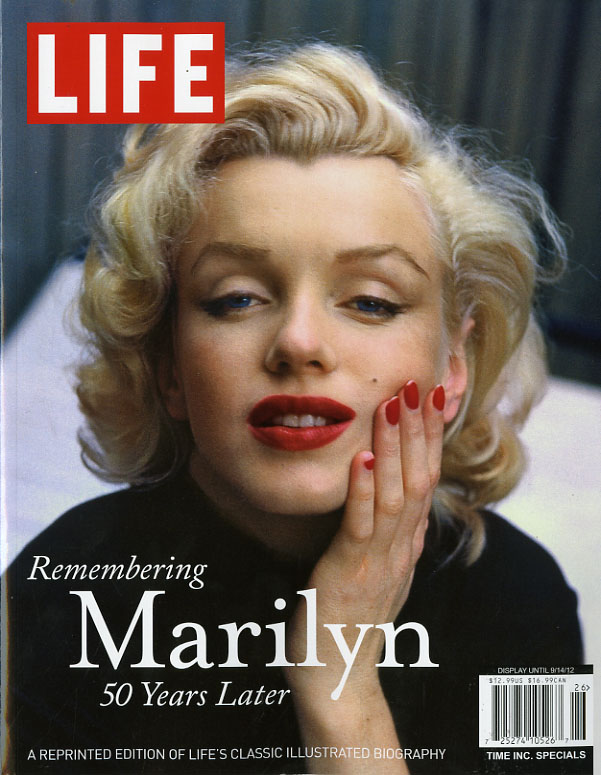 LIFE-REMEMBERING MARILYN