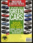 MOTHER EARTH NEWS WISER LIVING SERIES GUIDE TO GREEN CARS-12