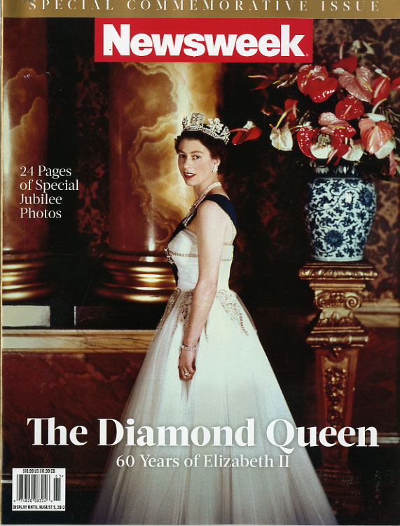 NEWSWEEK THE DIAMOND QUEEN-70