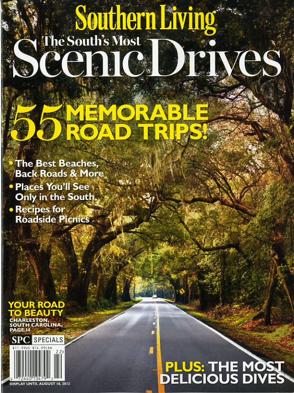 SOUTHERN LIVING THE SOUTH'S MOST SCENIC DRIVES-27