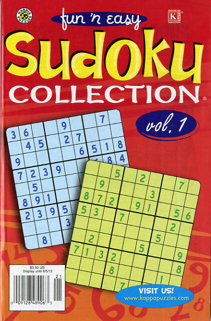SUDOKU COLLECTION-49