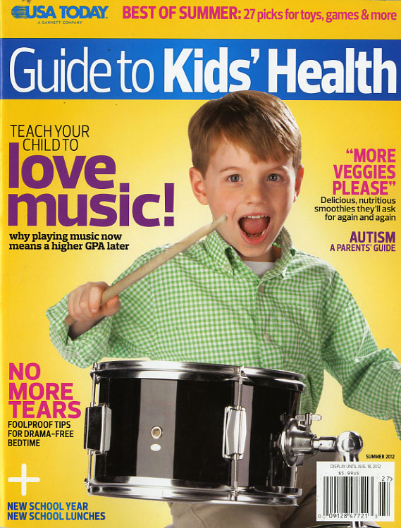 USA TODAY GUIDE TO KIDS' HEALTH-39