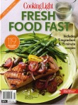 COOKING LIGHT FRESH FOOD FAST-83