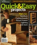 QUICK & EASY PROJECTS