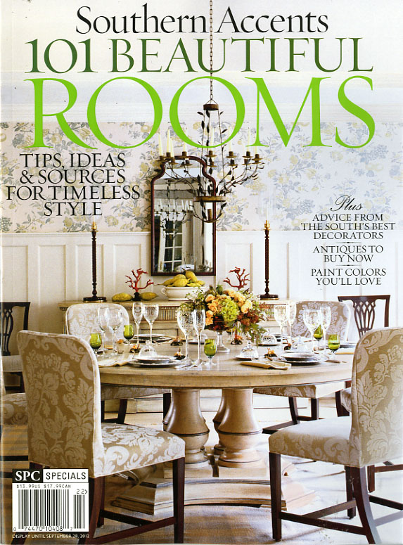 SOUTHER ACCENTS 101 BEAUTIFUL ROOMS