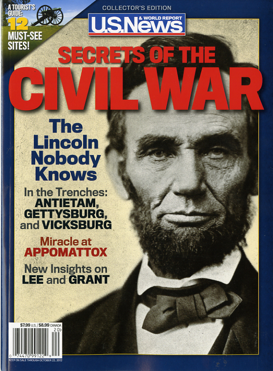 U.S. NEWS SECRETS OF THE CIVIL WAR