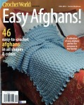 crochet world easy afghans