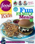 food network magazine kids