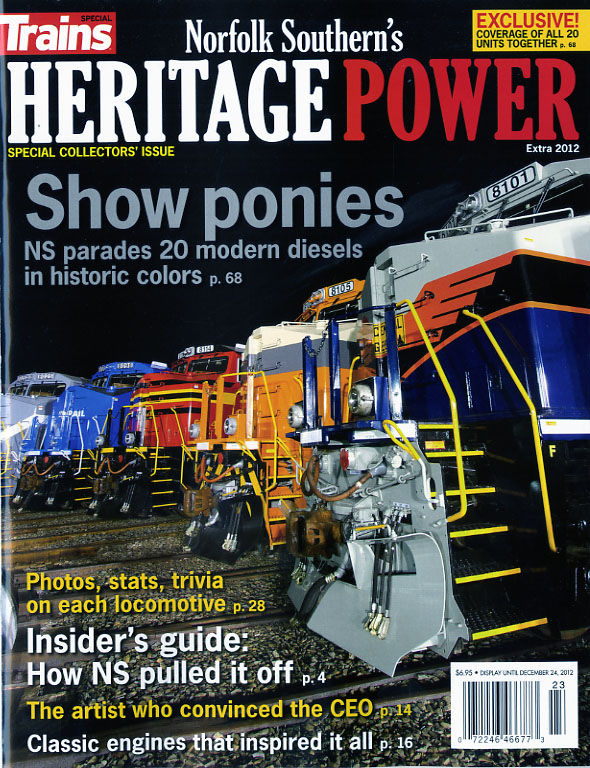 norfolk southerns heritage power