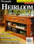 woodsmith heirloom projects