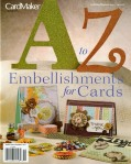 CARD MAKER PRESENTS A TO Z