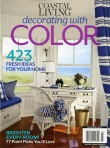 COASTAL LIVING DECORATING WITH COLOR