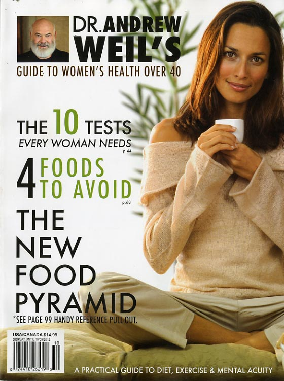 DR.ANDREW WEIL'S GUIDE TO WOMEN'S HEALTH OVER 40-247