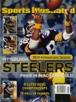 SPORTS ILLUSTRATED PITTSBURGH STEELERS