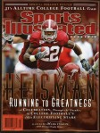 SPORTS ILLUSTRATED PRESENTS HEISMAN RUNNING TO GREATNESS-192