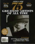 American Artist 75 Greatest Artists of All time-283