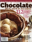 Better Homes and Gardens Special Interest Publications Chocolate Rich, Dark & Decadent