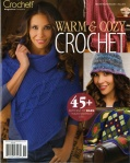 Crochet! Magazine Presents Warm and Cozy Crochet