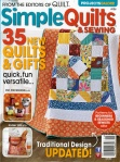 From the Editors of Quilt Simple Quilts & Sewing