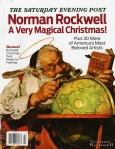 The saturday evening post norman rockwell A very magical christmas