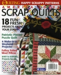 AMERICA LOVES SCRAP QUILTS