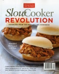 AMERICA'S TEST KITCHEN-SLOW COOKER REVOLUTION