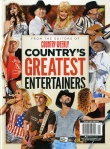 Country Weekly Country's Greatest Entertainers
