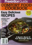 Prevention Guide-Comfort Food Cookbook