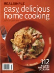 Real Simple-easy, delicious home cooking