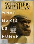 Scientific American-What makes us human