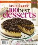 taste of home-100 best desserts