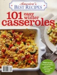 America's Best Recipes 101 easy winter casseroles