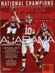 Sports Illustrated Presents National Champions -Alabama