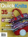 knitting presents Quick Knits