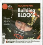 USA TODAY SPORT-NASCAR PREVIEW BUILDING BLOCKS