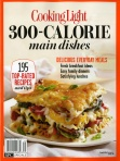 Cookign Light 300-Calorie Main Dishes