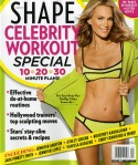 Shape Celebrity Workout Special