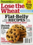 PREVENTION GUIDE LOSE THE WHEAT COOKBOOK-149