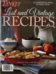 YANKEE-LAST AND VINTAGE RECIPES