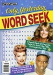 Only Yesterday Word Seek-38